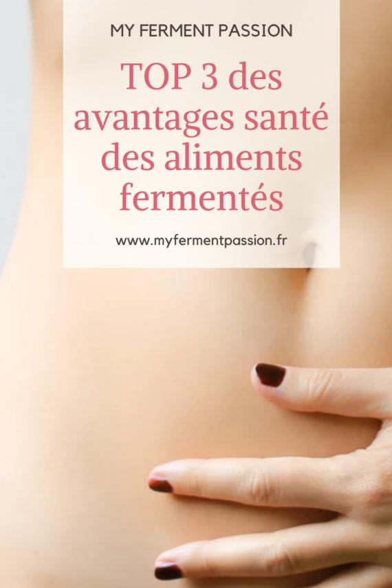 santé fermentation lactofermentation