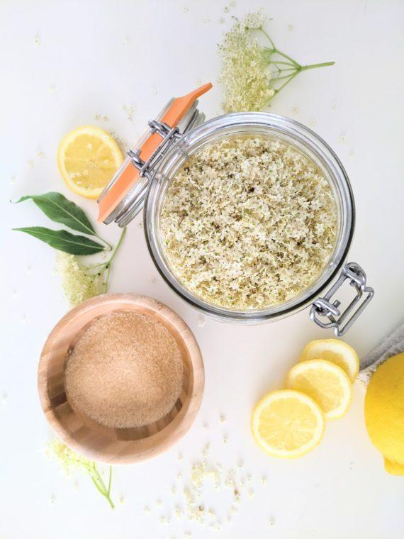 sureau boisson fermentée citron limonade sucre lactofermentation